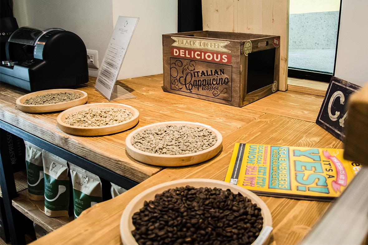 MISCELIAMO COFFEE EMOTION